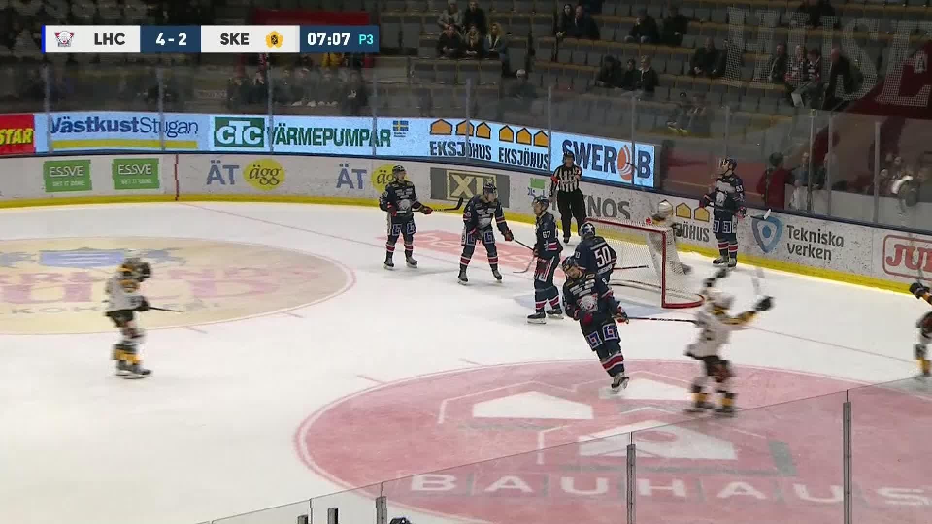Linköping HC - Skellefteå AIK 4-3