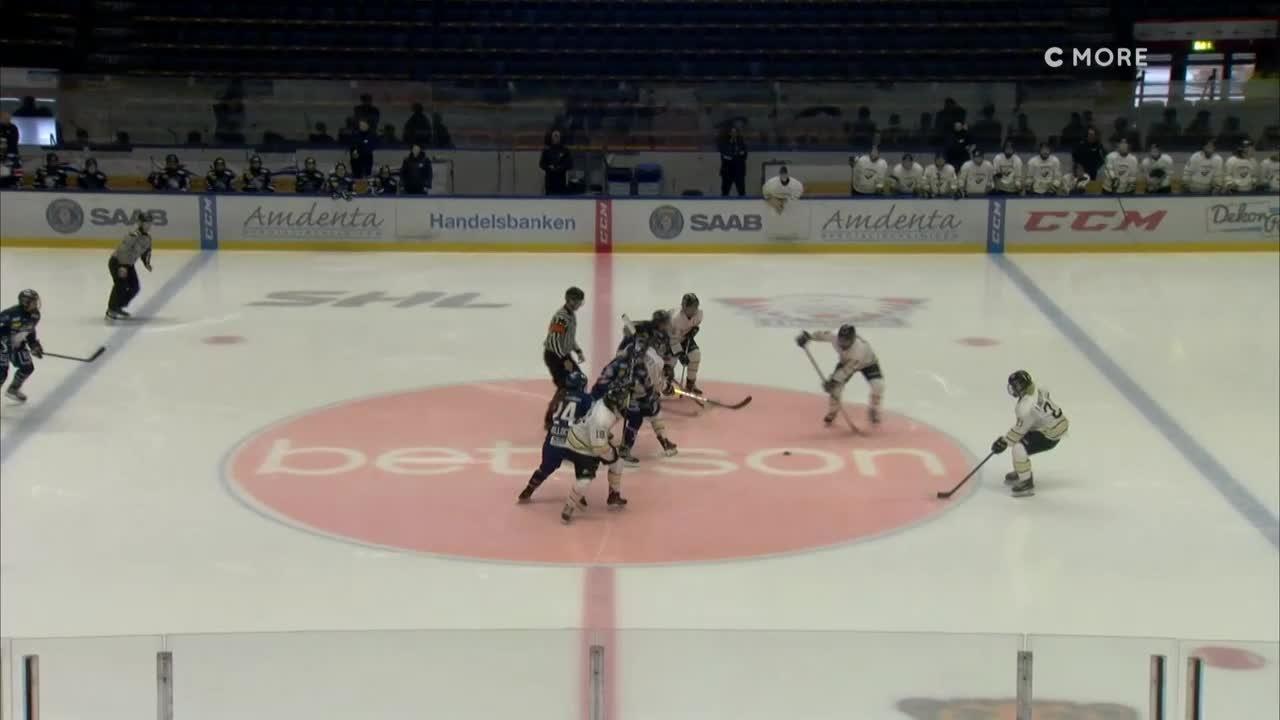 Highlights: Linköping-SDE 13 sept