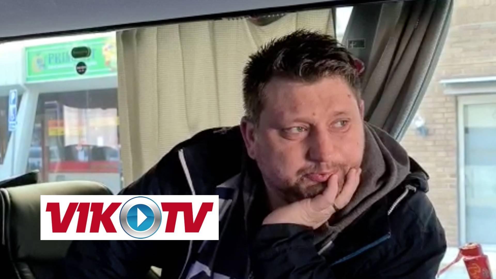 Intervju med Karlin inför semifinal 5