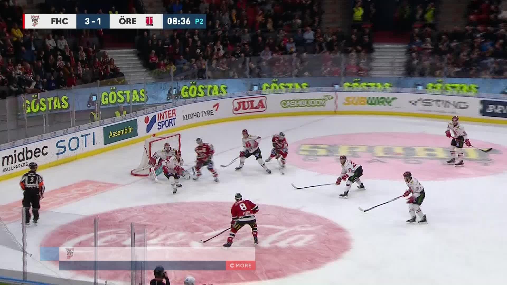 Frölunda HC - Örebro Hockey 4-1