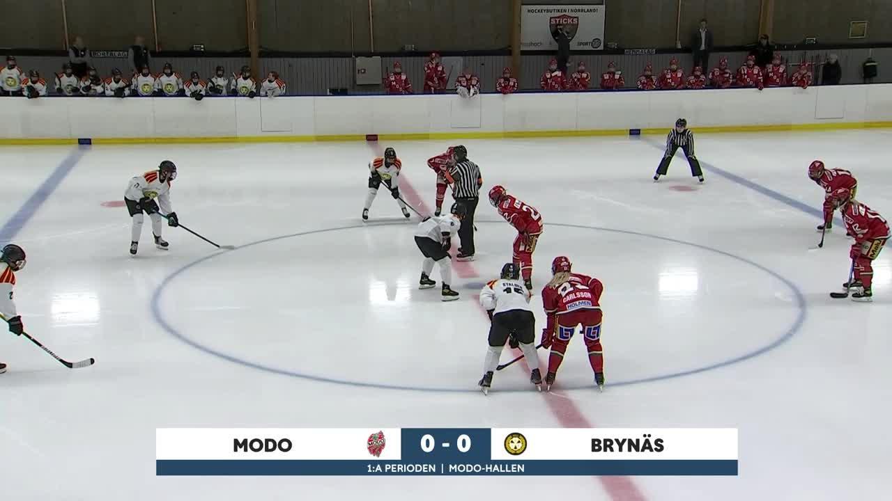 Highlights: Modo-Brynäs 30 okt