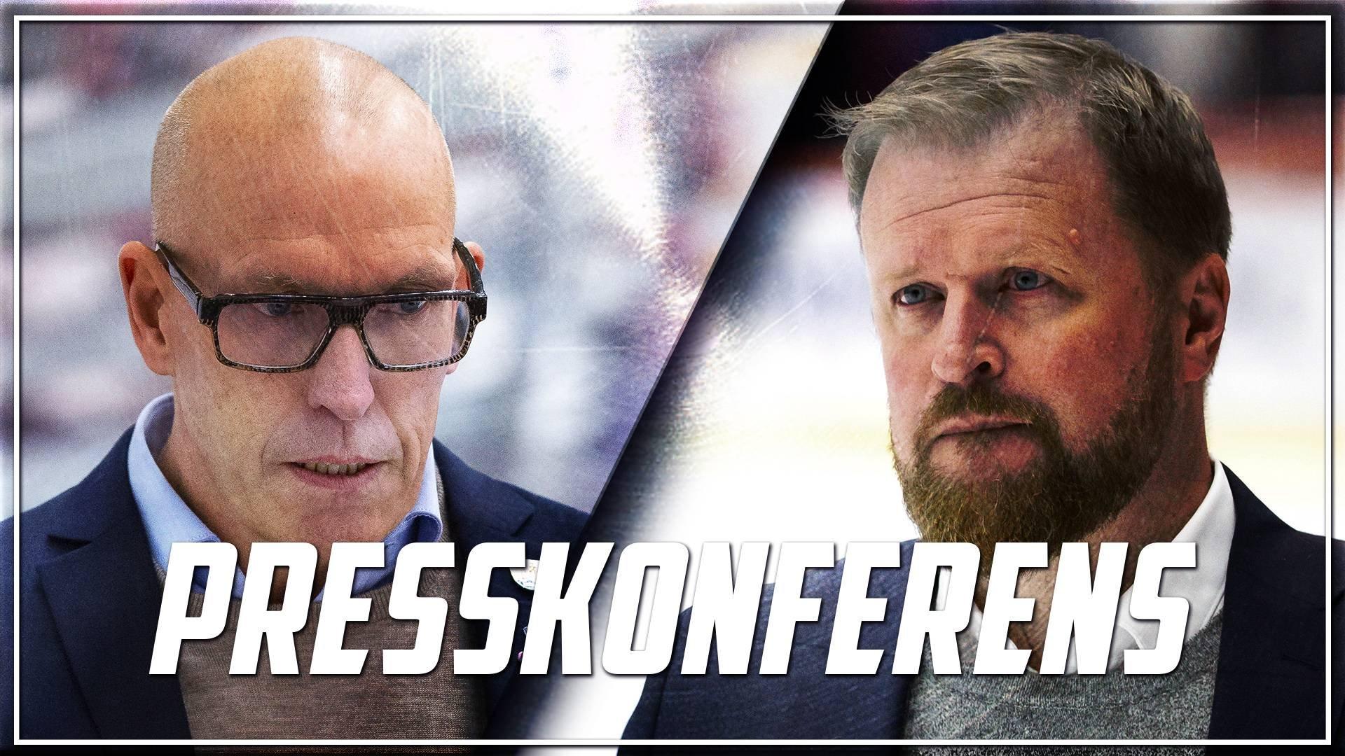 Presskonferens: Timrå IK - Linköping HC