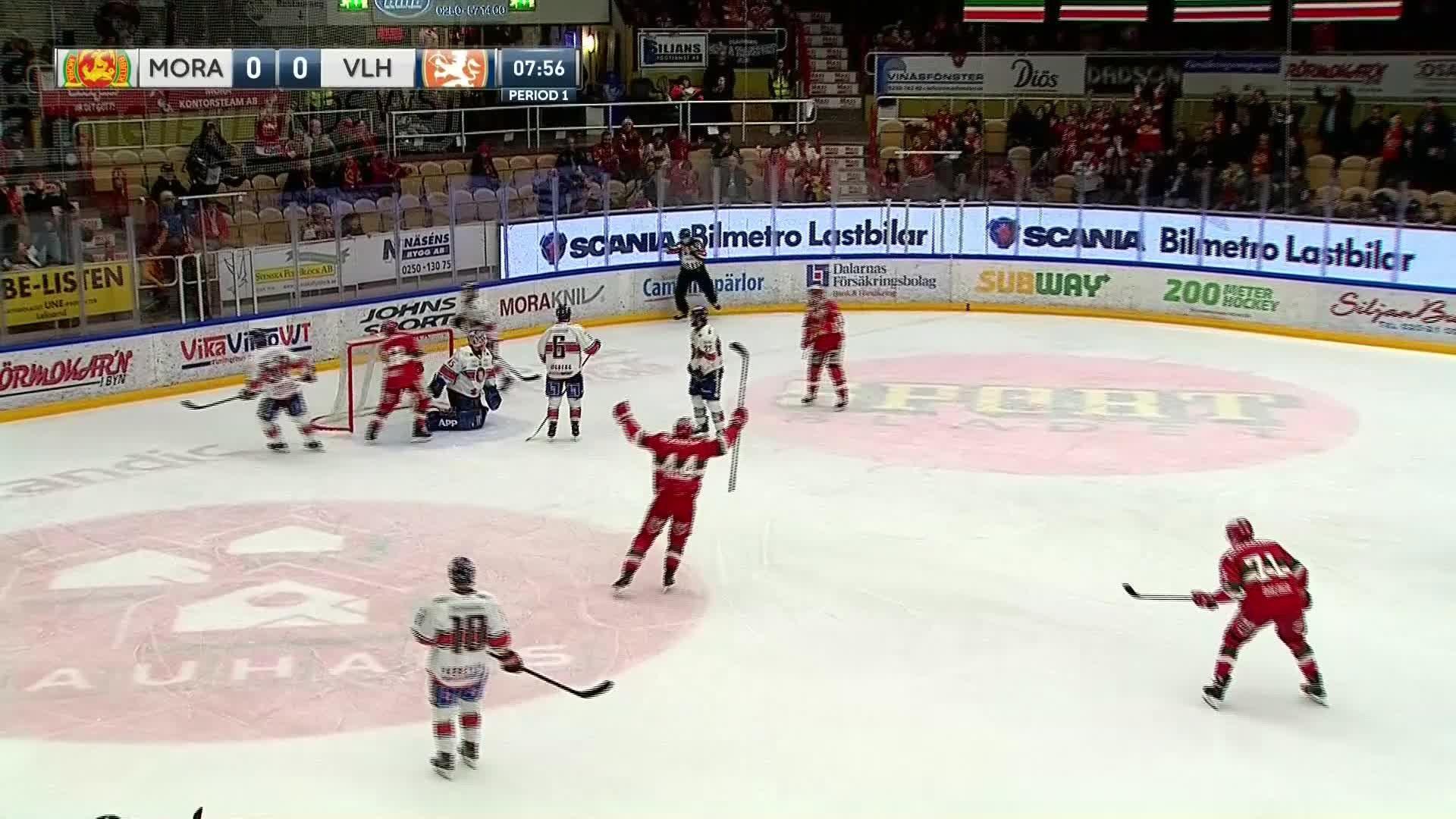 Mora IK - Växjö Lakers 1-0