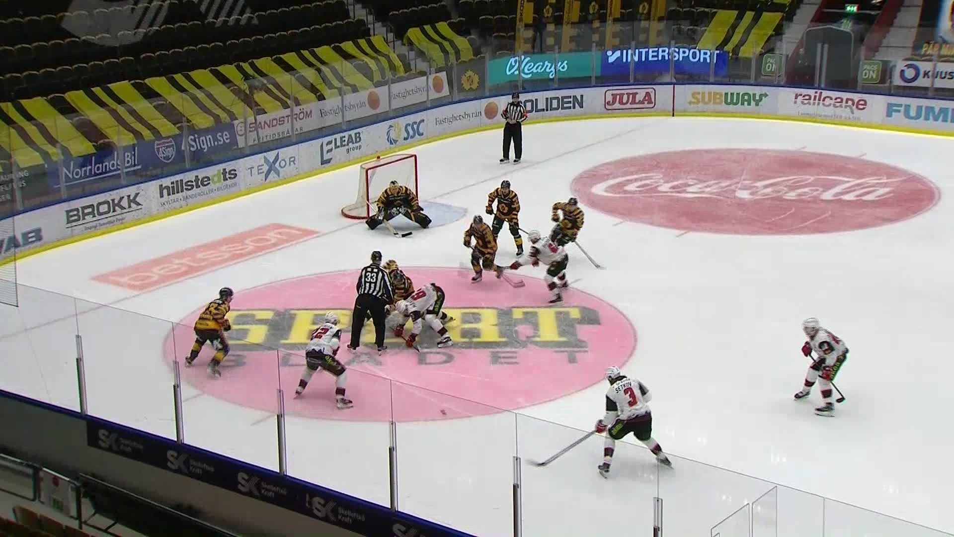 Skellefteå AIK - Malmö Redhawks 3-4