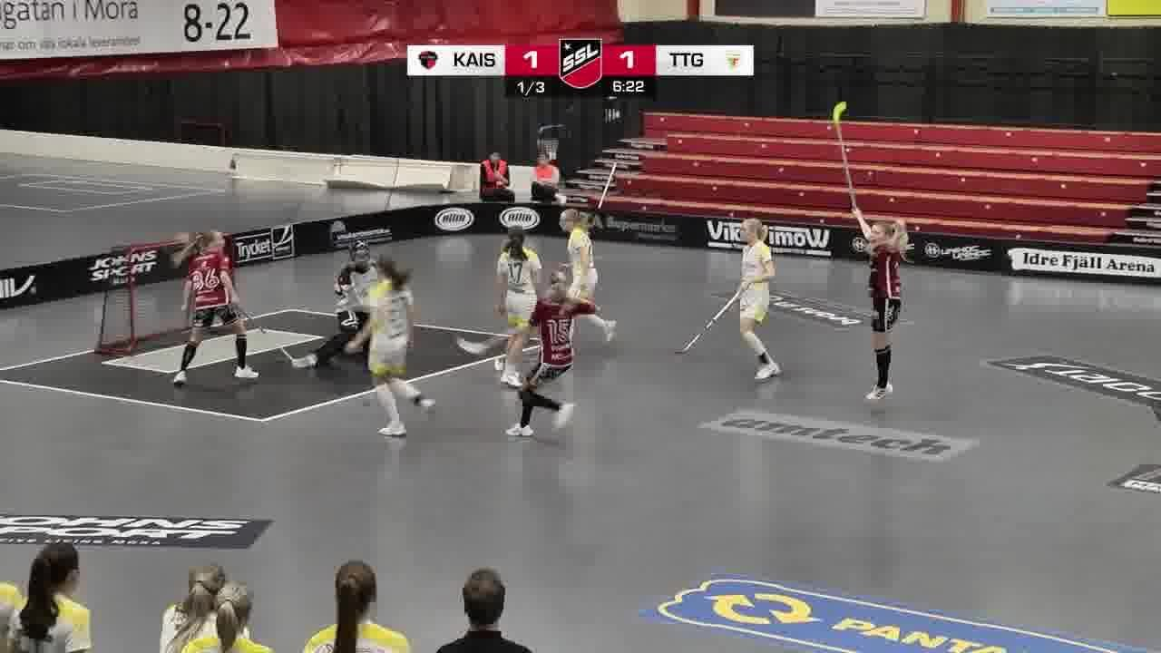 Highlights: KAIS Mora IF-Team Thorengruppen