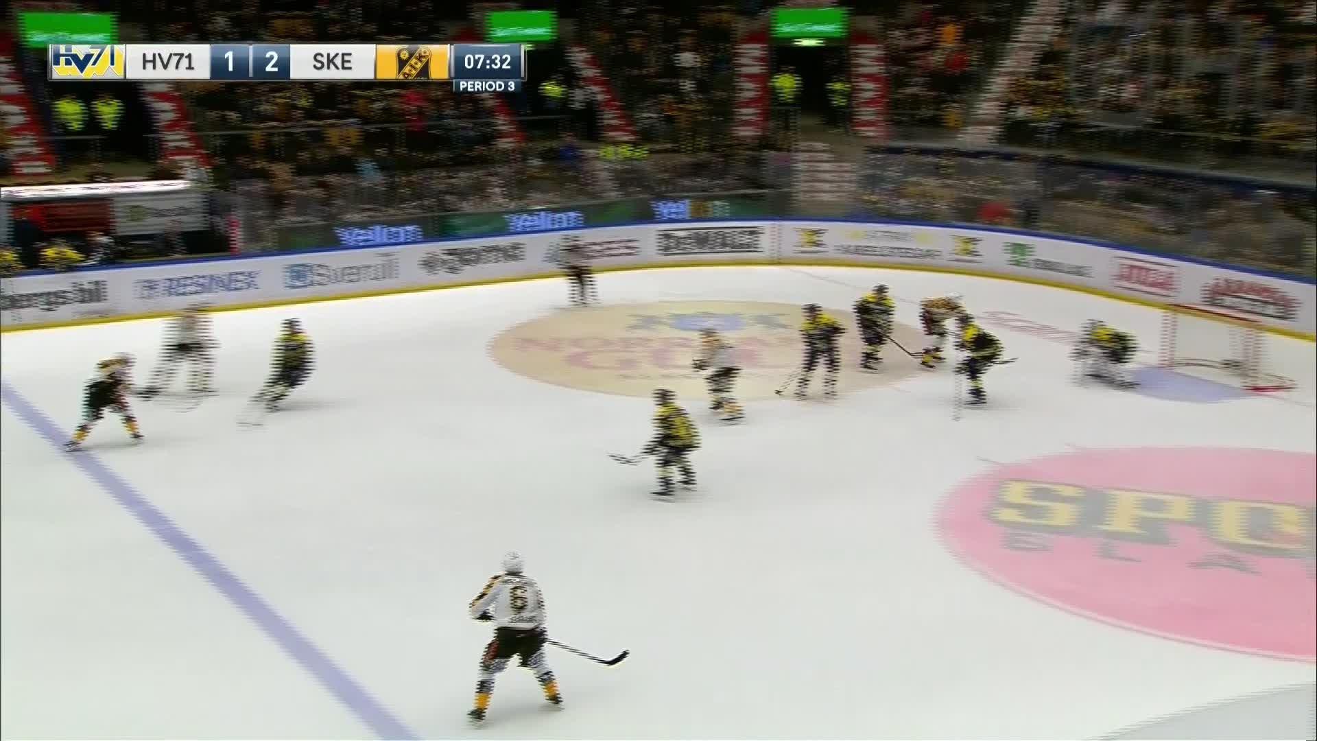 HV71 - Skellefteå AIK 1-3
