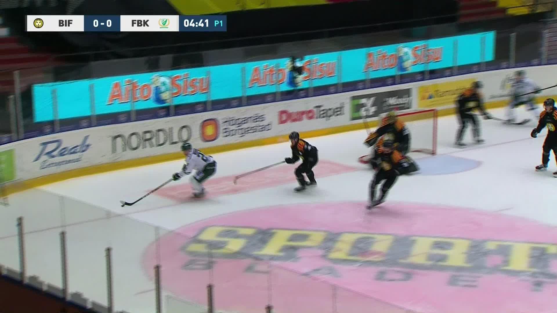 Brynäs IF - Färjestad BK 0-1
