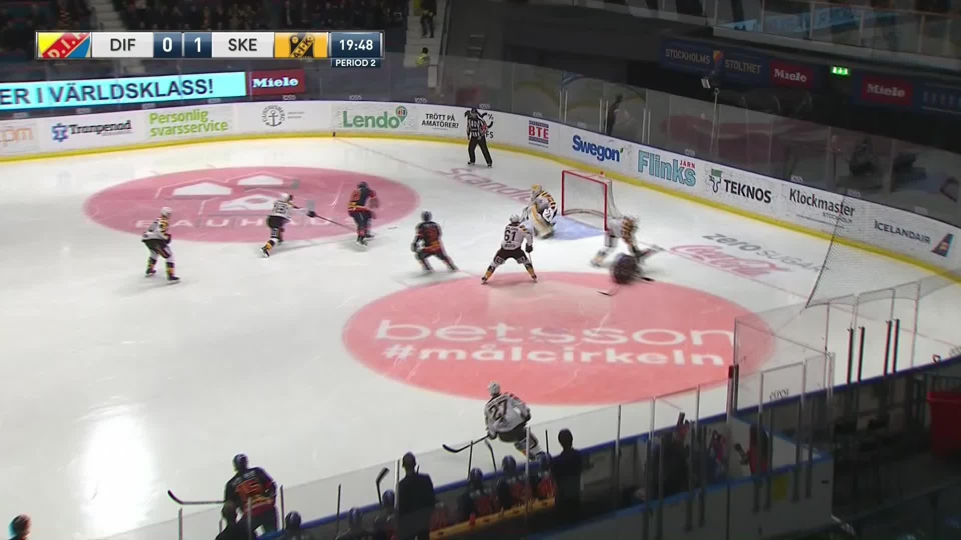 Djurgården Hockey - Skellefteå AIK 1-1