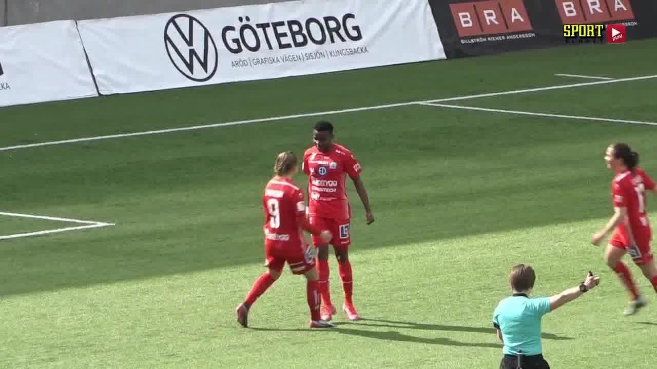 Highlights: BK Häcken - Linköpings FC