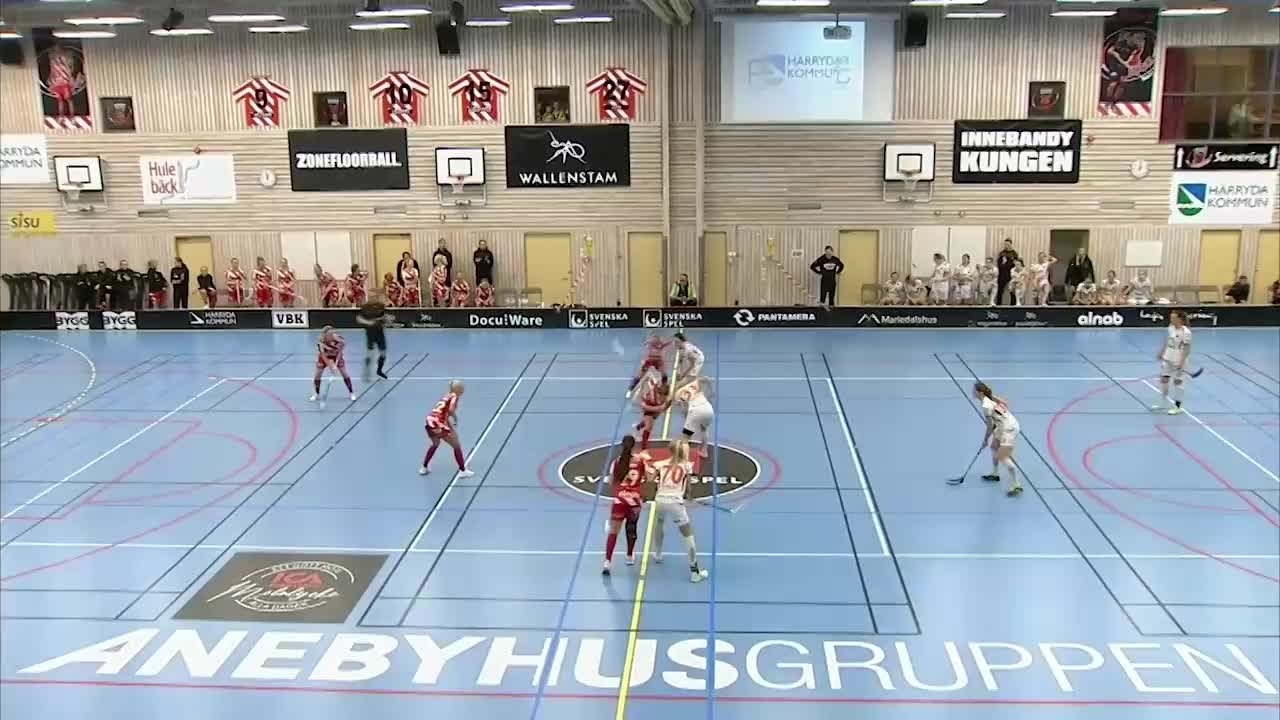 Highlights Pixbo-Rönnby 1 mars