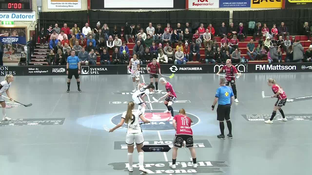 Highlights KAIS Mora-Nacka 29 februari