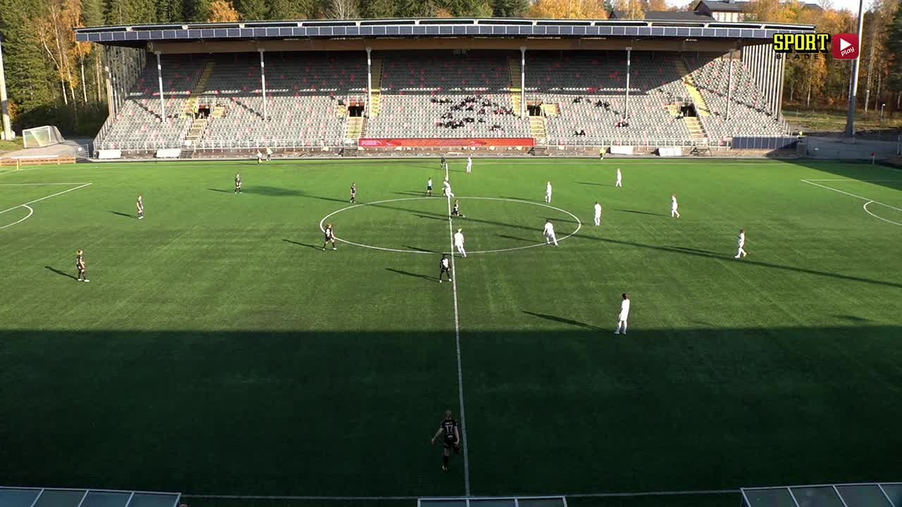 Highlights: Umeå - Kopparbergs/Gbg 3 okt