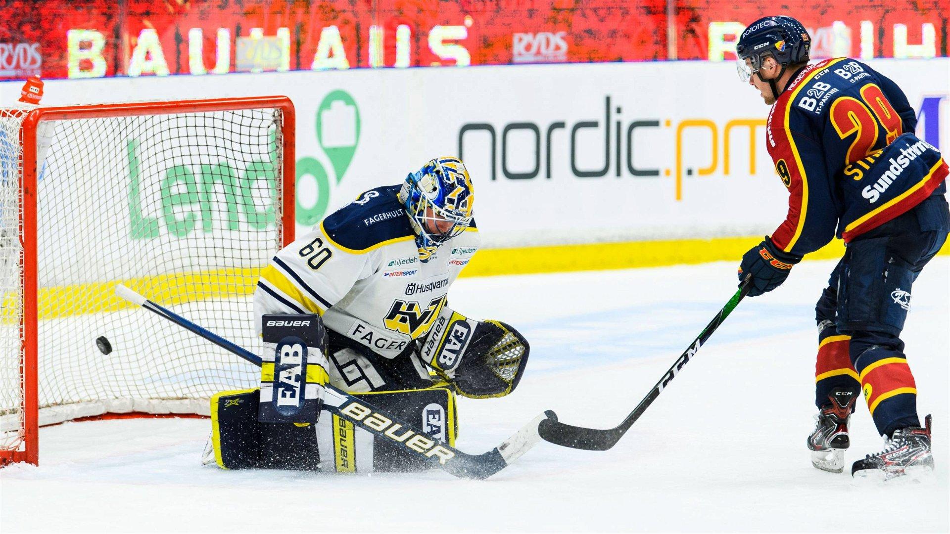 Djurgården Hockey - HV71