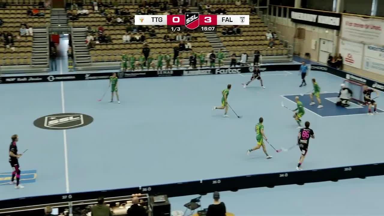 Highlights: Team Thorengruppen - IBF Falun