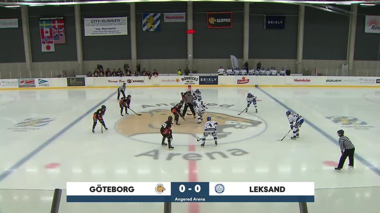 Highlights: Göteborg-Leksand 3 okt