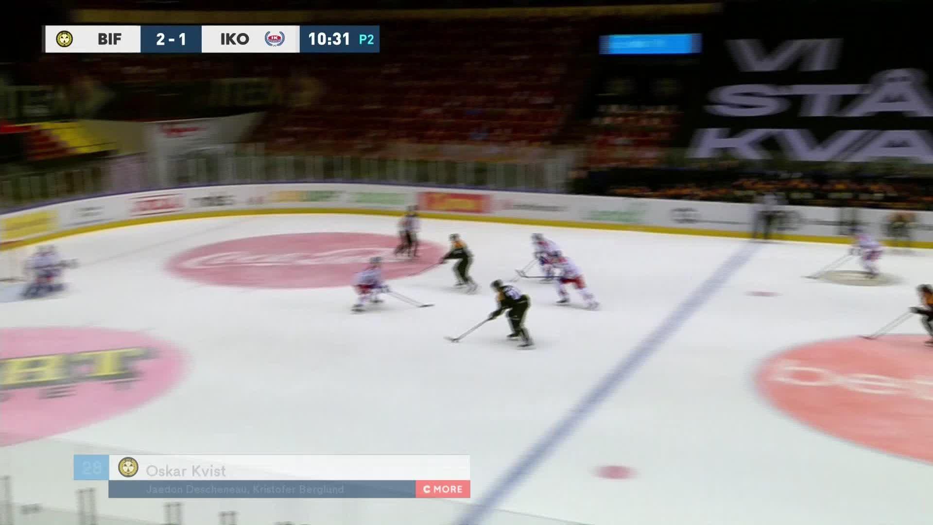 Brynäs IF - IK Oskarshamn 3-1