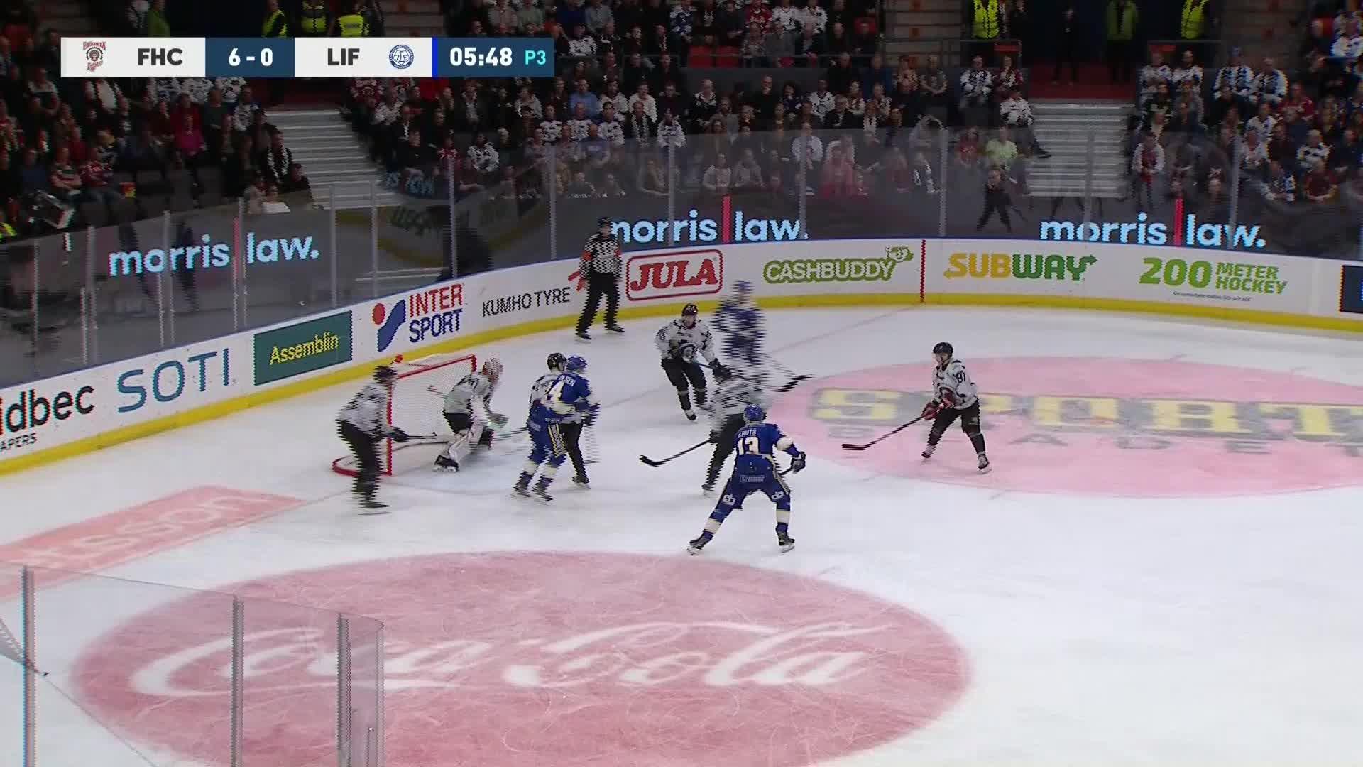 Frölunda HC - Leksands IF 6-1