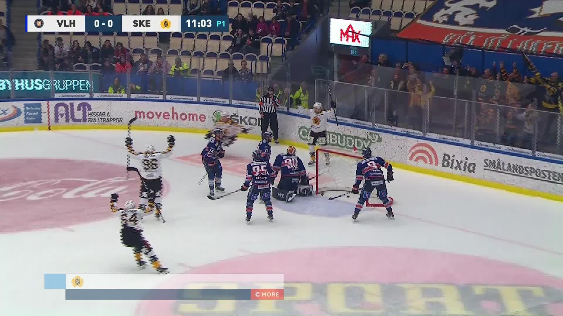Växjö Lakers - Skellefteå AIK 0-1