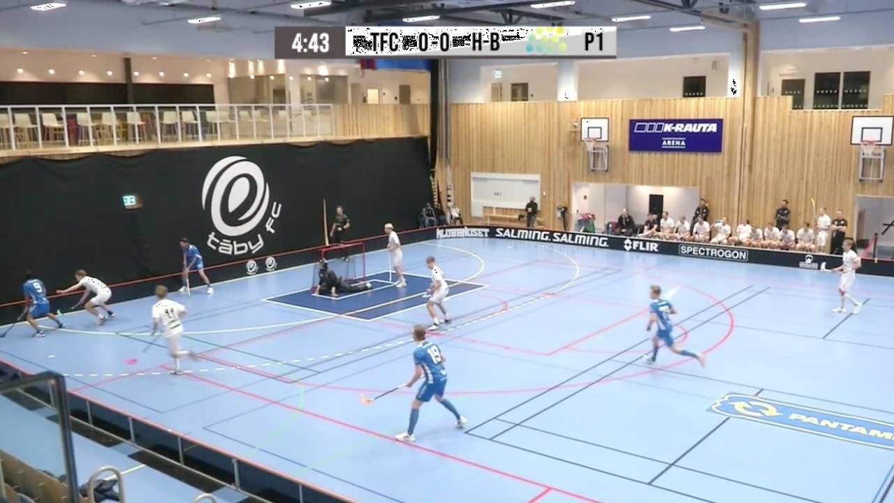 Highlights Allsv: Täby - Hudik/Björkberg