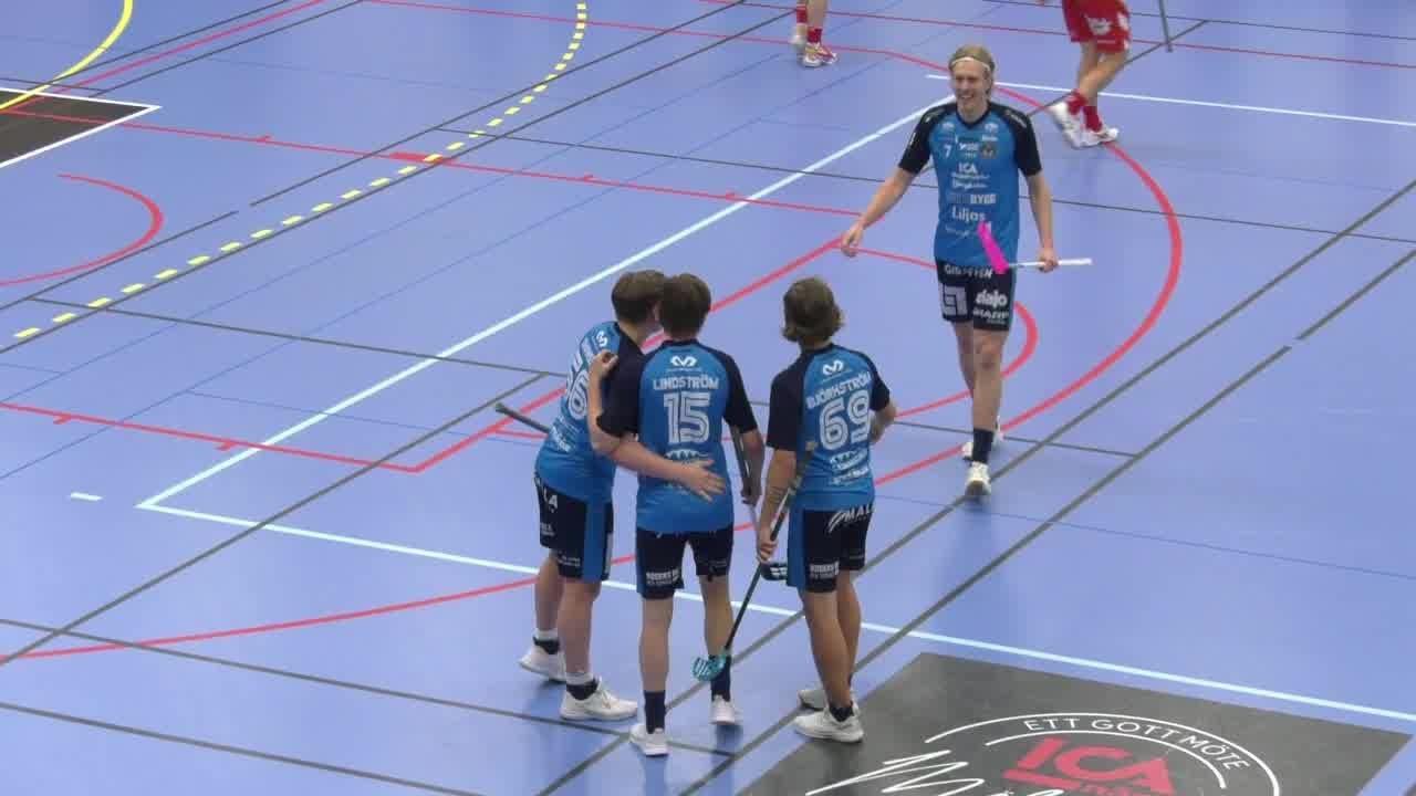 Highlights: Pixbo Wallenstam IBK - FBC Kalmarsund