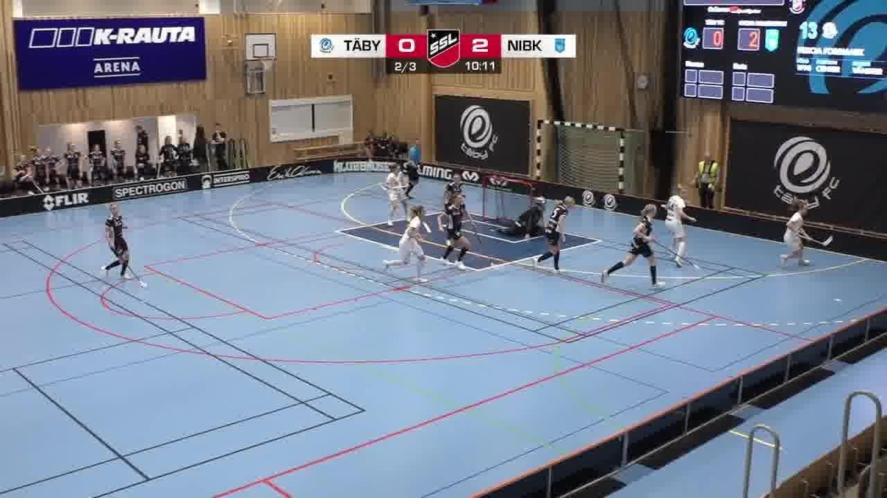 Highlights SSL: Täby - Nacka