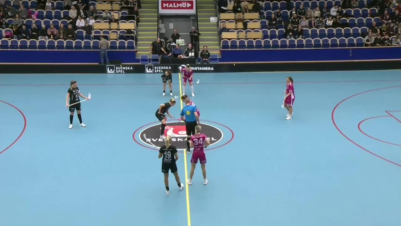 Highlights Malmö-Täby 29 februari