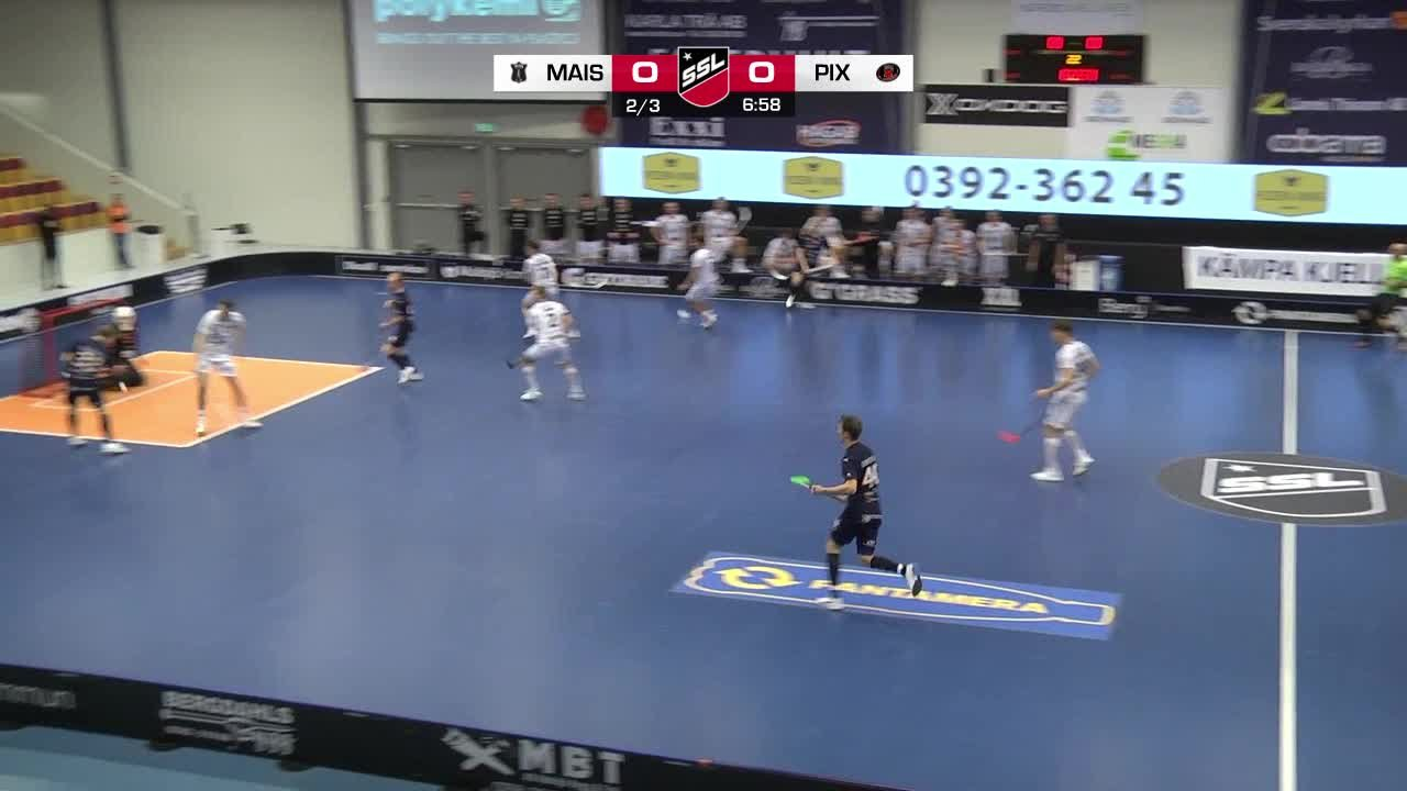 Highlights: Mullsjö AIS - Pixbo Wallenstam IBK