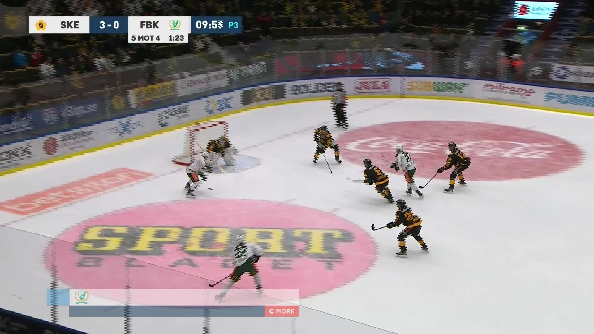 Skellefteå AIK - Färjestad BK 3-1