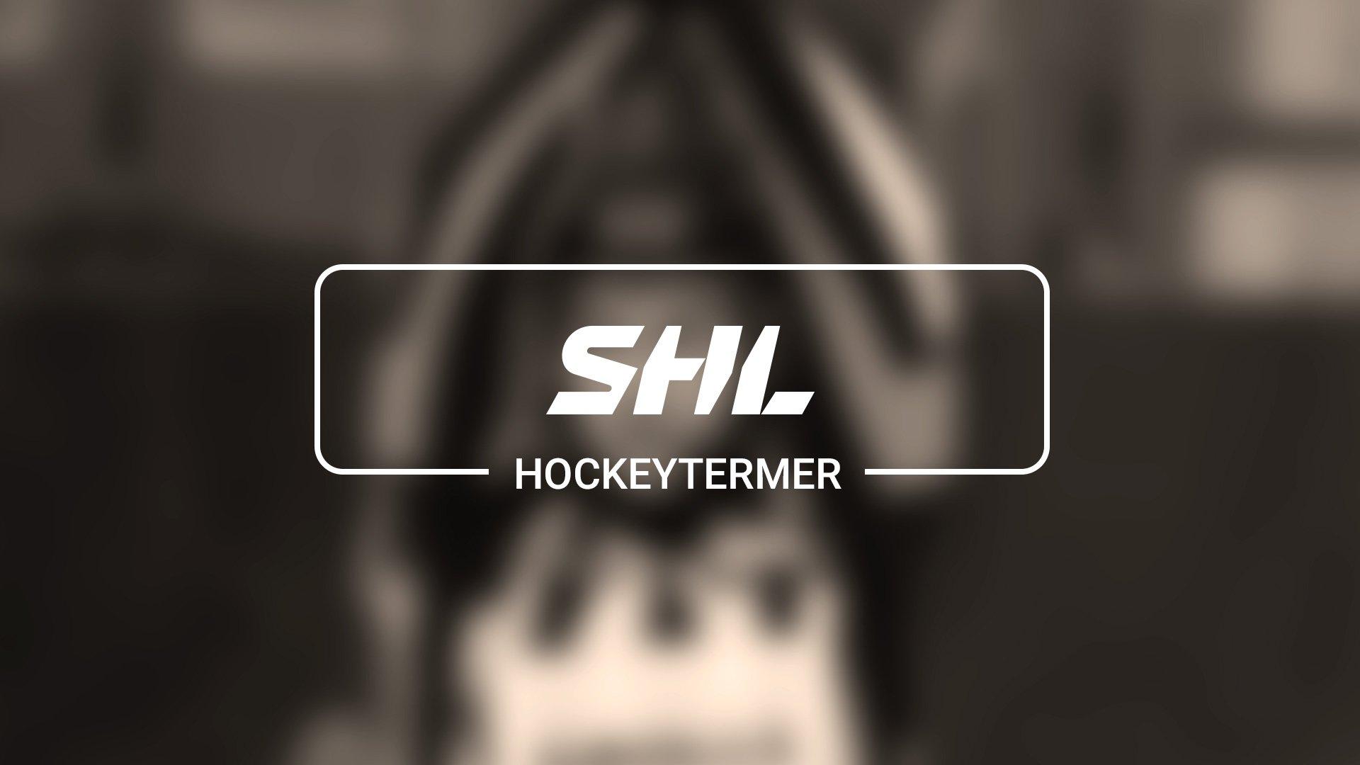 "Hockeytermer - ""Slottet"""