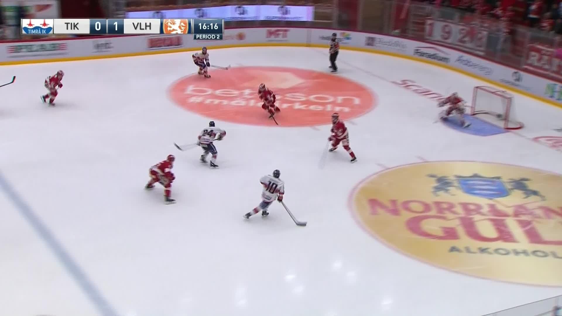 Timrå IK - Växjö Lakers 0-2