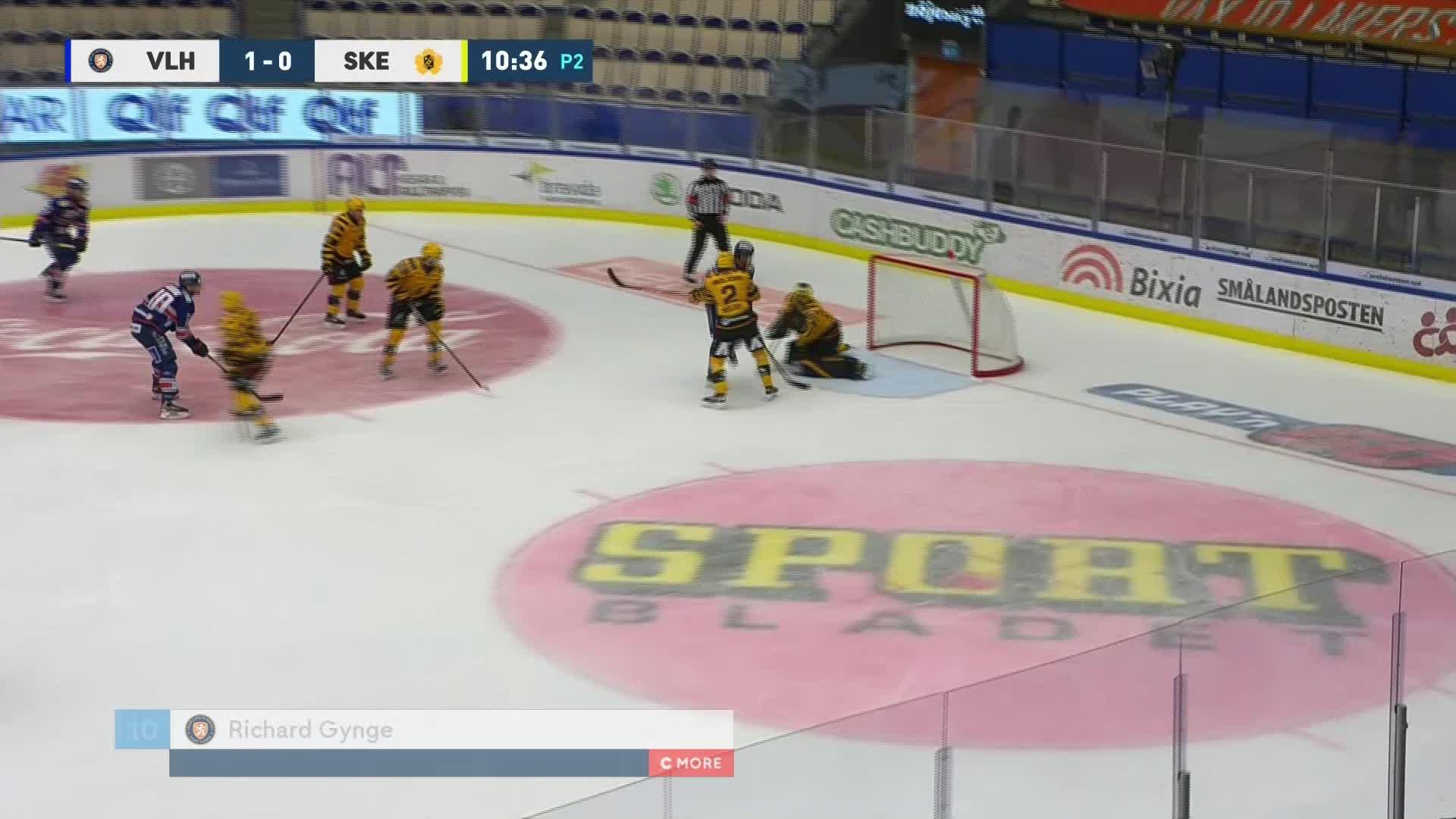Växjö Lakers - Skellefteå AIK 2-0