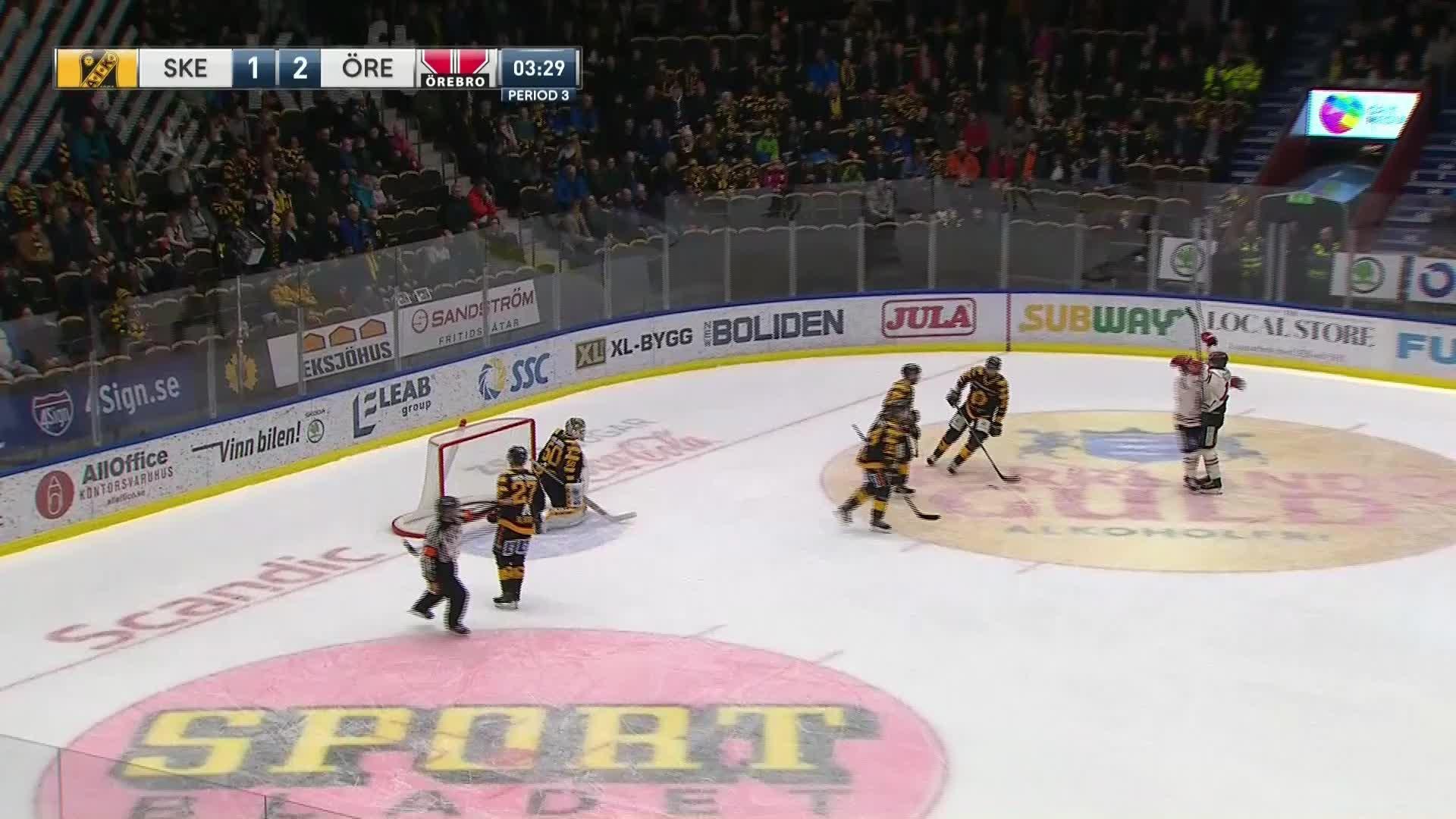 Skellefteå AIK - Örebro Hockey 1-2