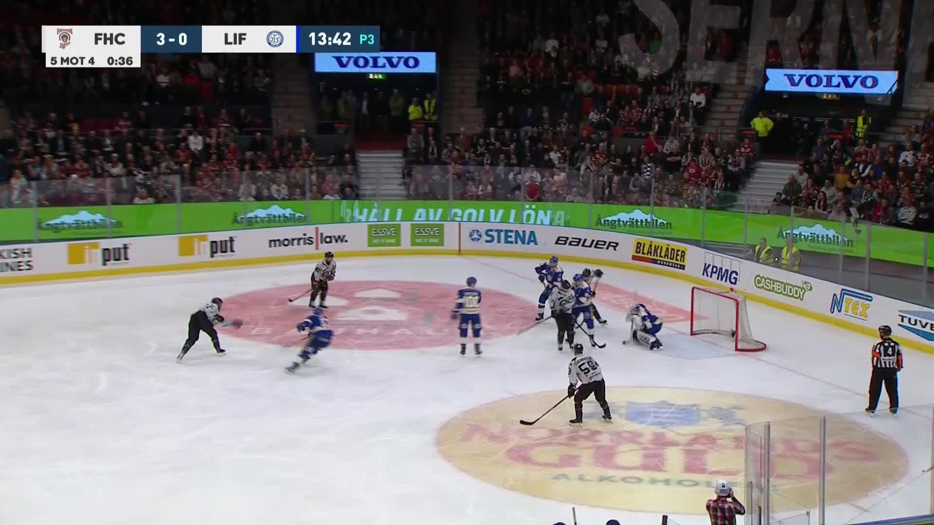 Frölunda HC - Leksands IF 4-0