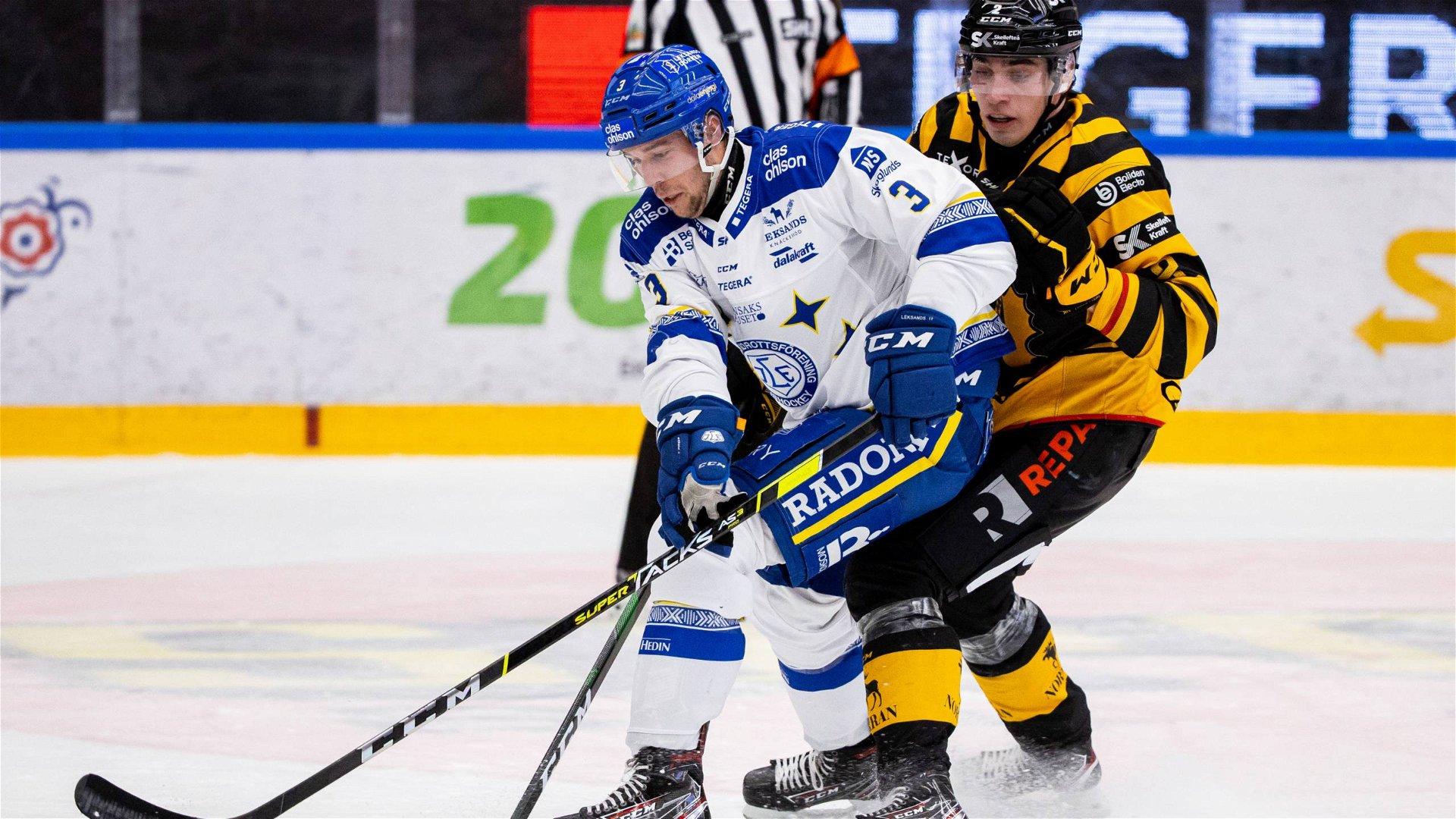 Leksands IF - Skellefteå AIK