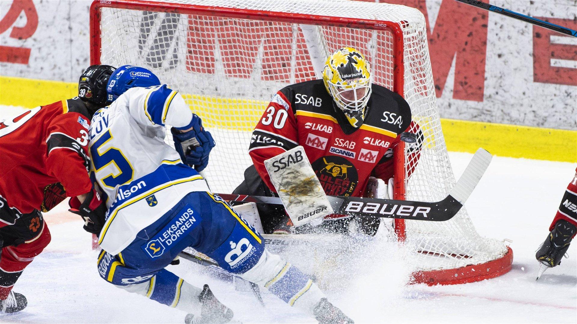 Luleå Hockey - Leksands IF