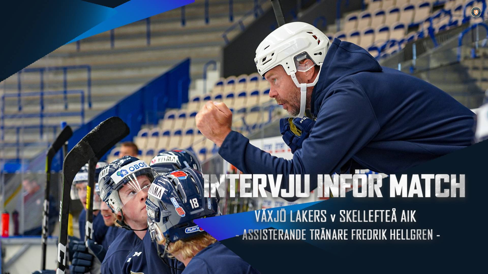 Coachintervju med Fredrik Hellgren
