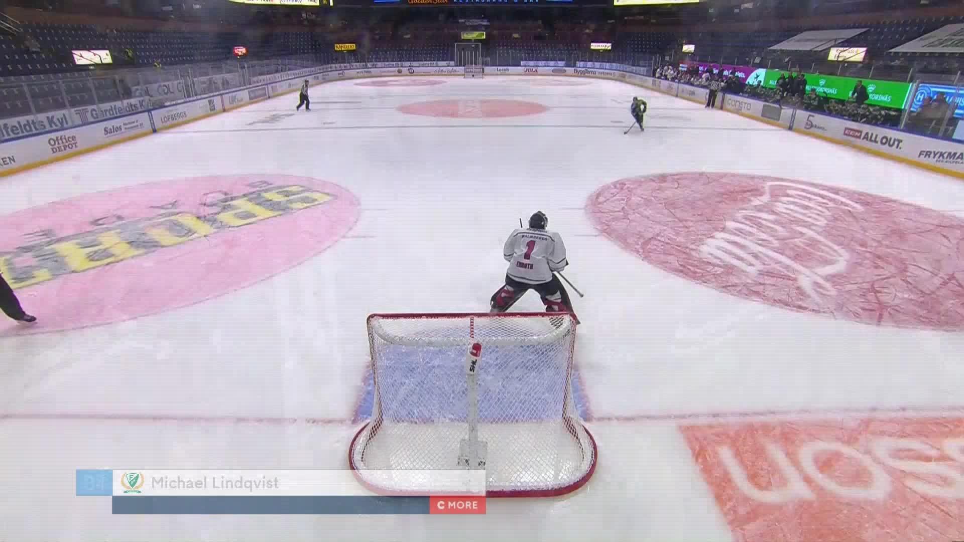 Färjestad BK - Örebro Hockey 4-3