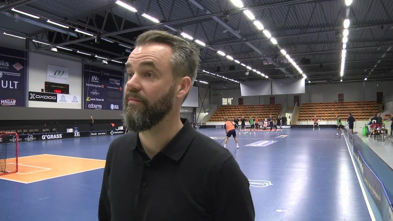 "Jesper Axell ""En ok start"""