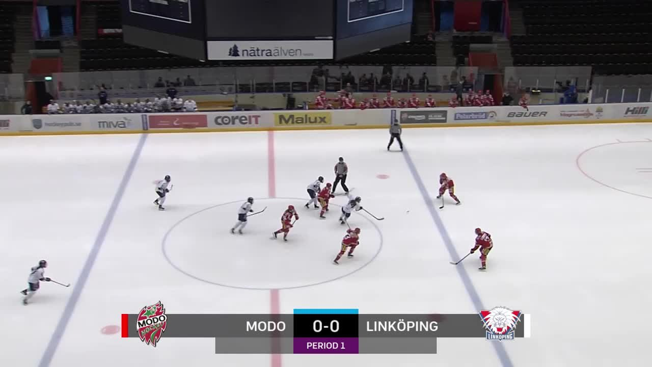 Highlights: Modo-Linköping 19 sept
