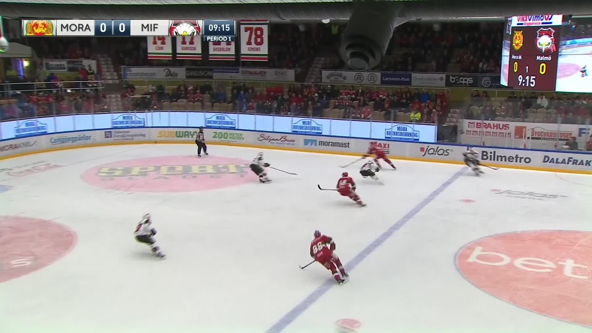 Mora IK - Malmö Redhawks 1-0