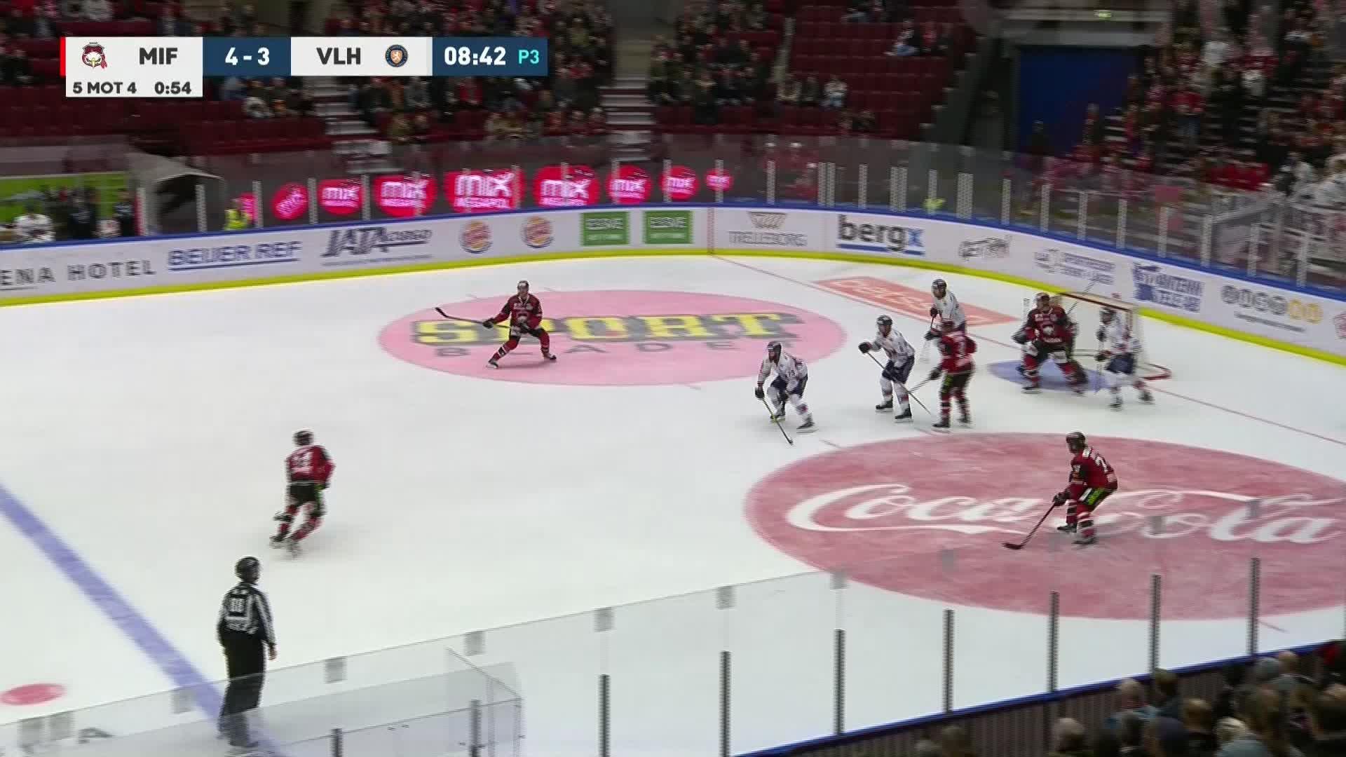 Malmö Redhawks - Växjö Lakers 5-3