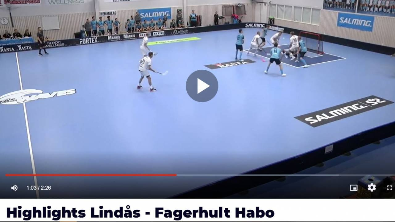 Highlights  Lindås- Fagerhult 211002