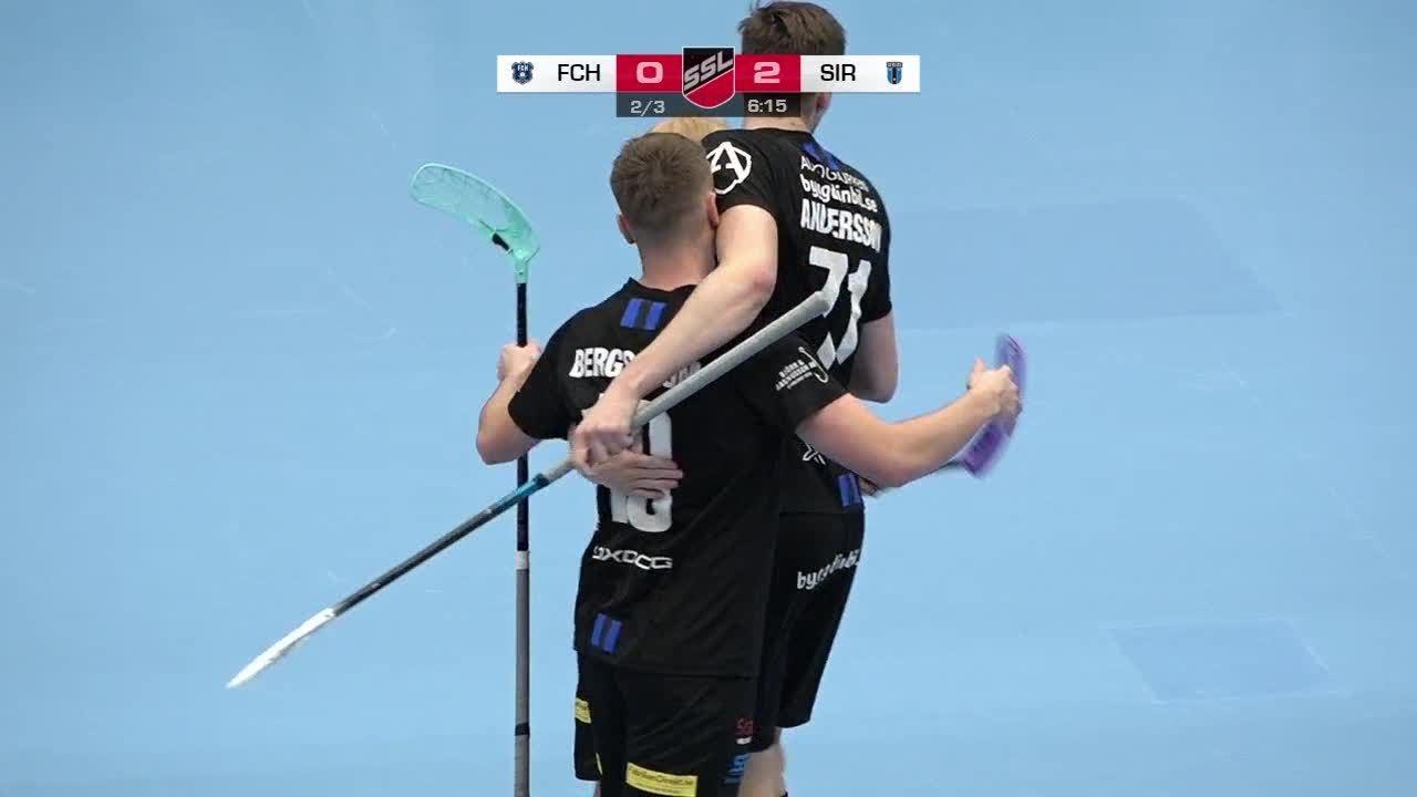 Highlights: FC Helsingborg-Sirius Innebandy