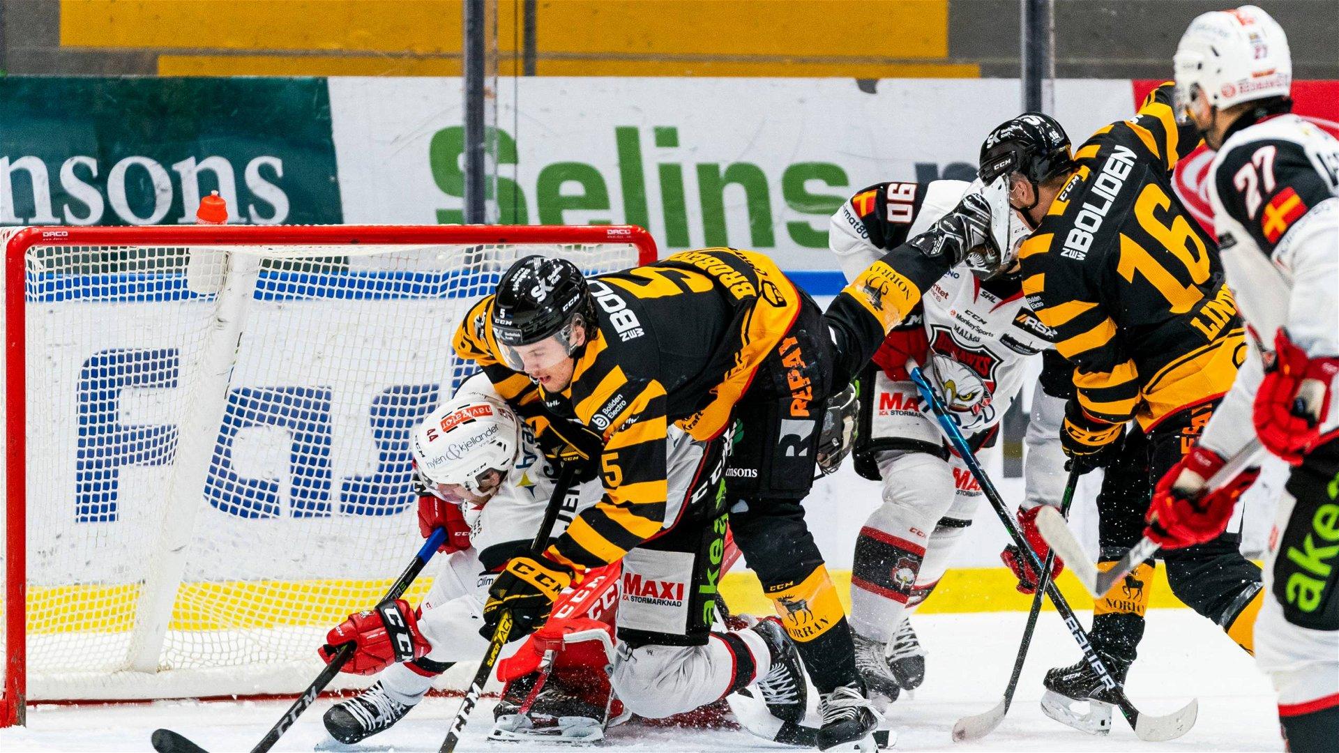 Skellefteå AIK - Malmö Redhawks
