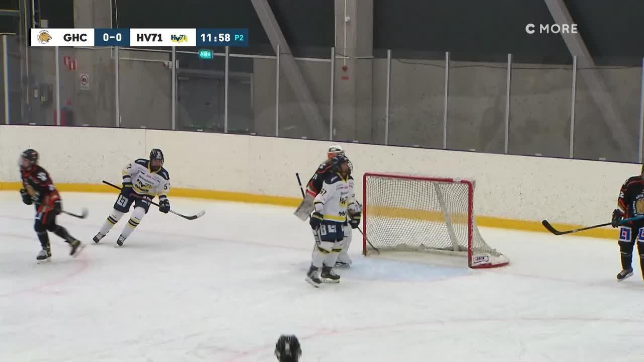 Highlights: Göteborg-HV71