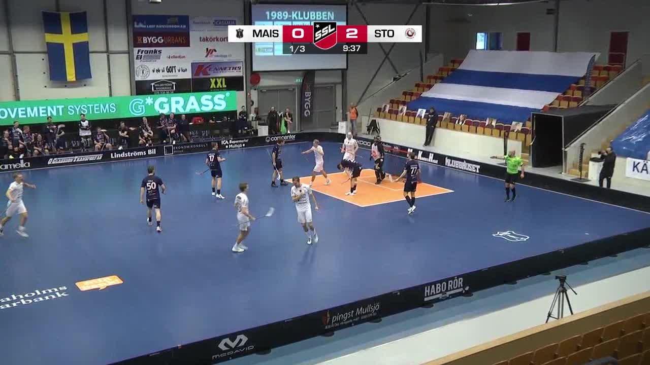 Highlights: Mullsjö AIS-Storvreta IBK