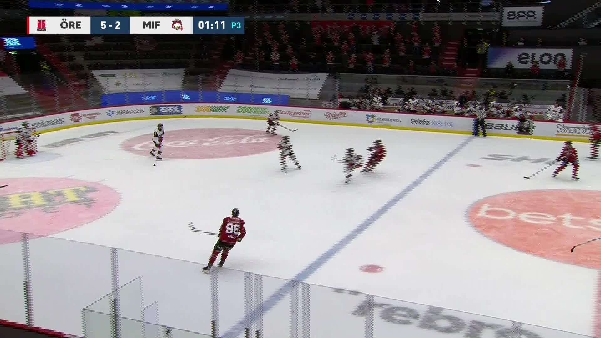 Örebro Hockey - Malmö Redhawks 6-2