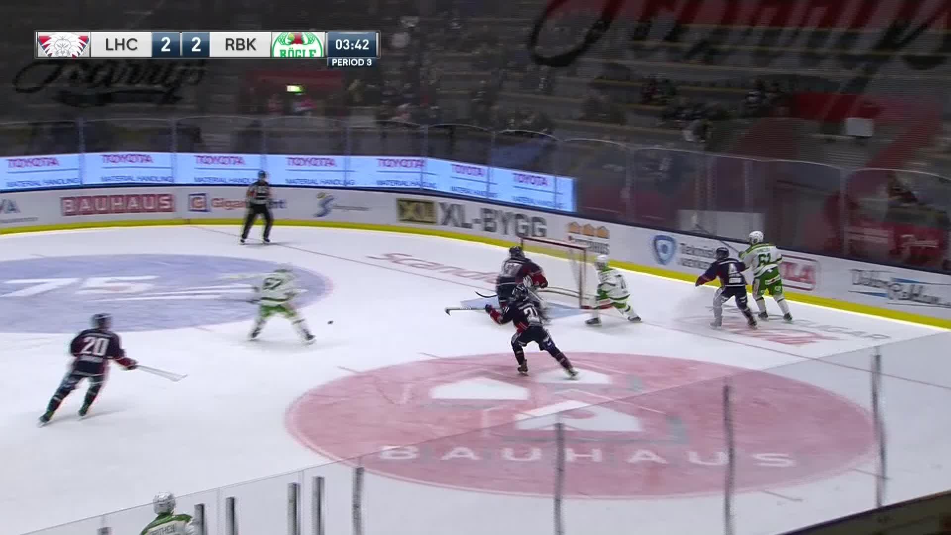 Linköping HC - Rögle BK 2-3