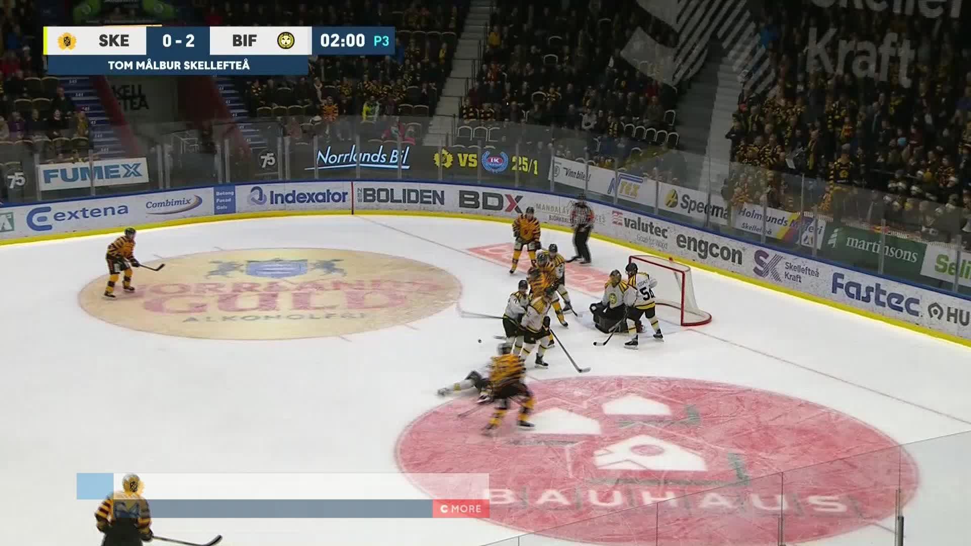 Skellefteå AIK - Brynäs IF 1-2