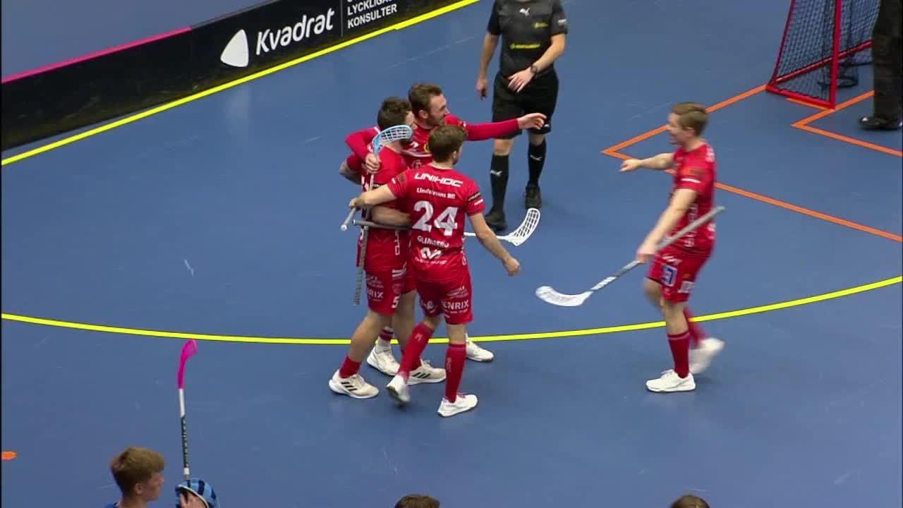 Highlights: Jönköpings IK - FBC Kalmarsund